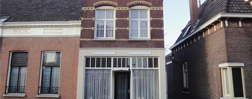 Renovatie Beeldbepalend pand Kerkstraat 34 Gemert