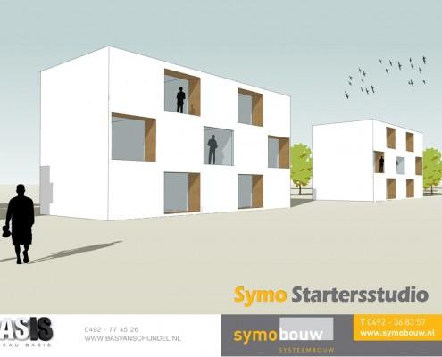 Starterwoningen Symo Startersstudio