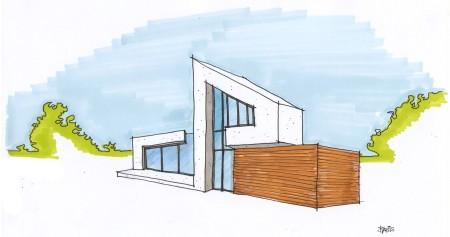 moderne-villa-met-atelier