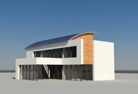 nieuwbouw moderne villa vrijstaande woning Gemert